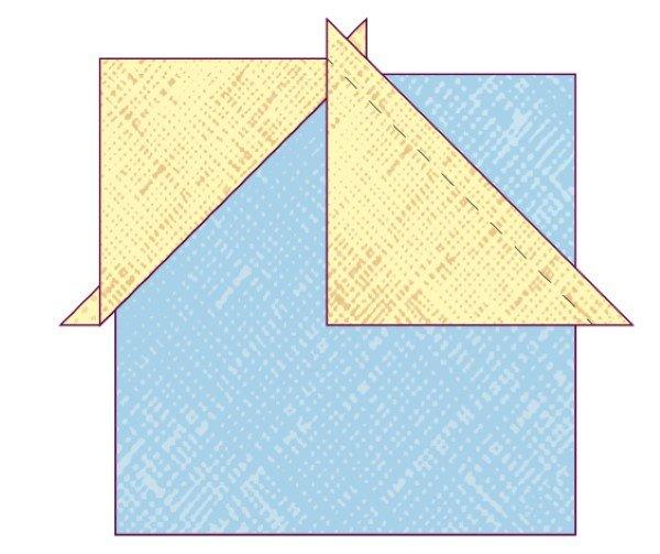 Patchwork tutorial - freeform star