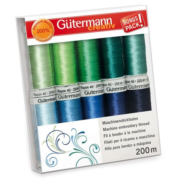 Best thread for machine embroidery UK