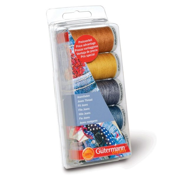 Best sewing thread for jeans
