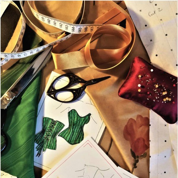 Corset Fabrics