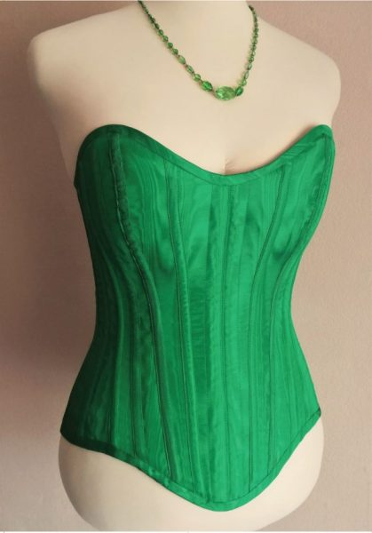 What are the best fabrics for making a corset?