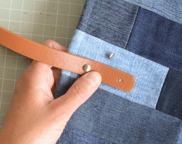How to use cap rivets