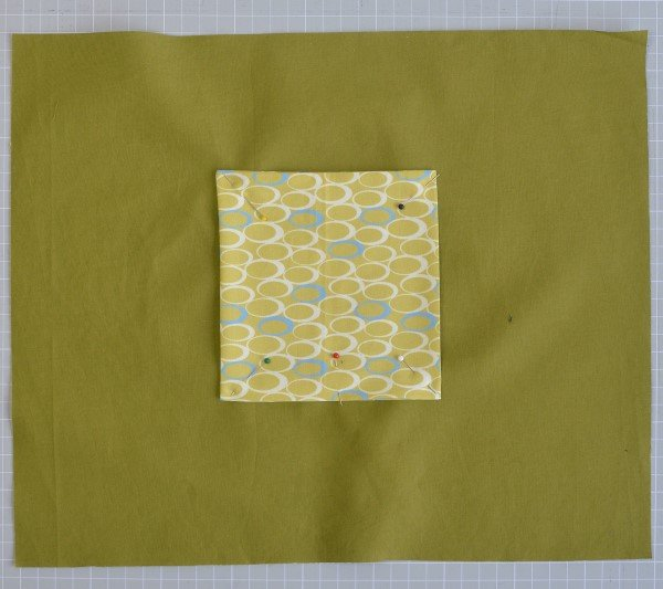 How to add internal pockets when sewing a bag