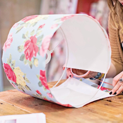 Lampshade making kits online