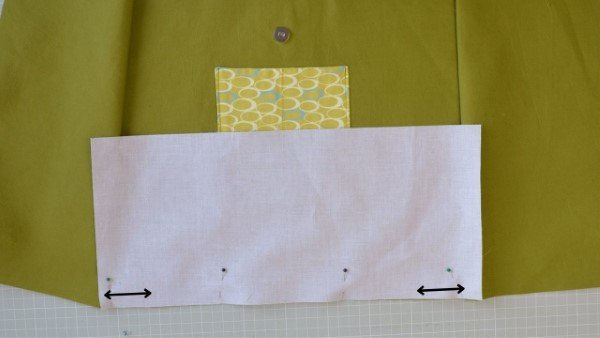 Sew a lined patchwork denim tote bag