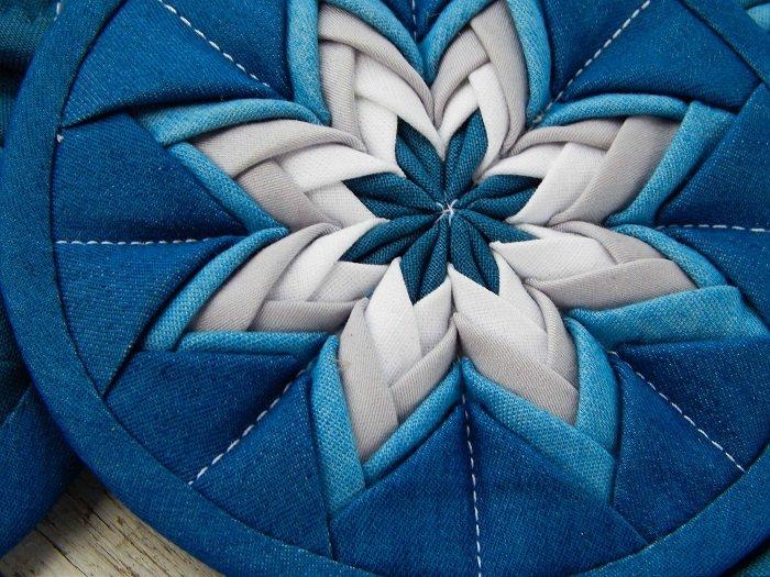 Somerset patchwork star tutorial