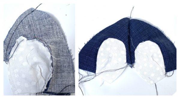 Free penguin sewing pattern