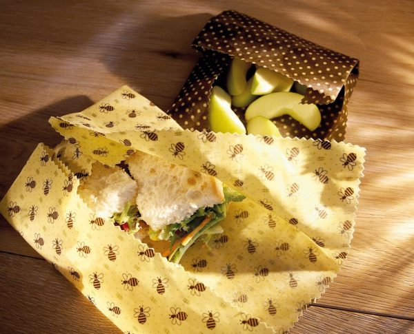 How to make beeswax food wraps