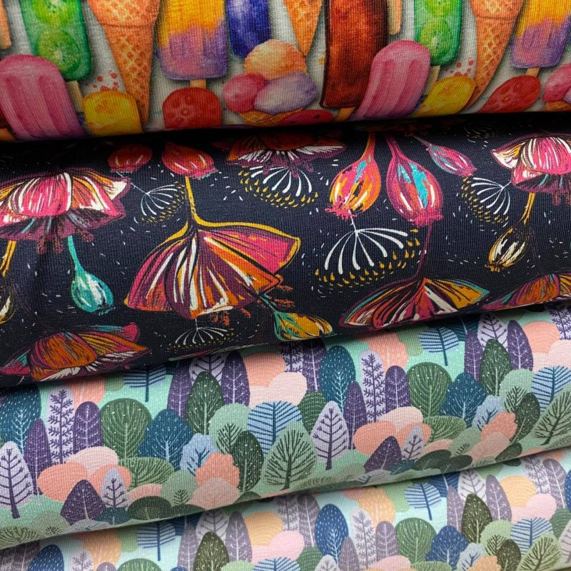 Bumblebunches fabric shop online