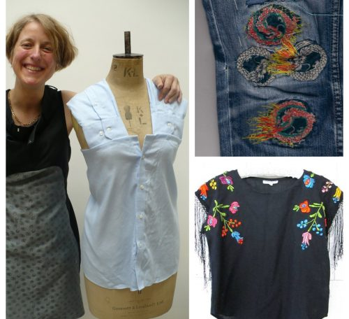 Ways to upcycle your wardrobe