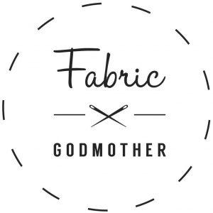Fabric Godmother pattern printing