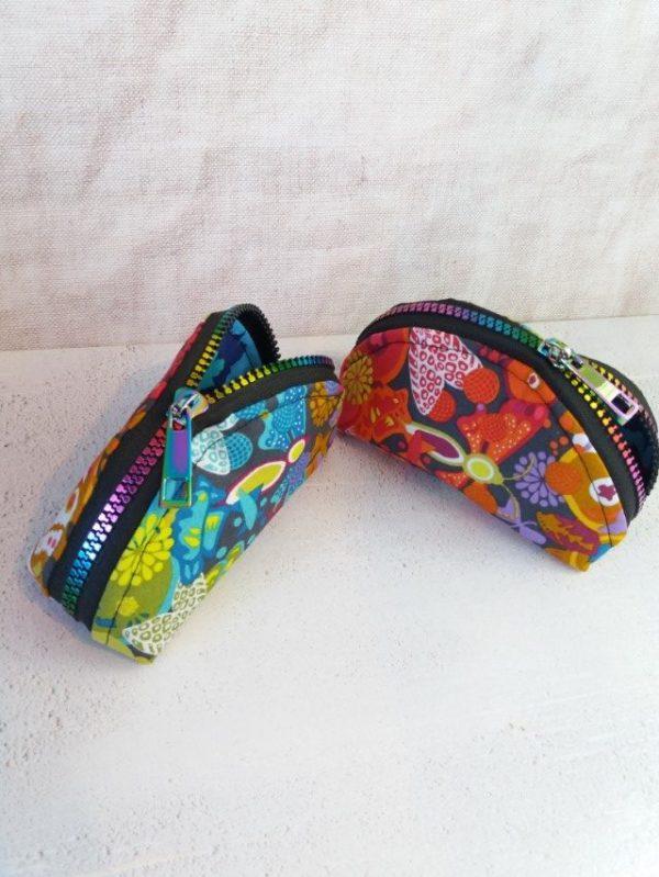 Dumpling pouch free sewing pattern