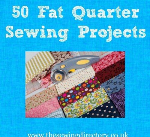 50 fat quarter projects