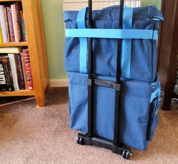 Prym travel trolley for a sewing machine