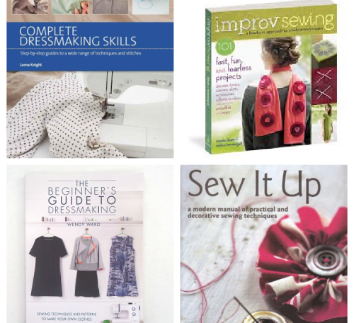 Best sewing books to buy