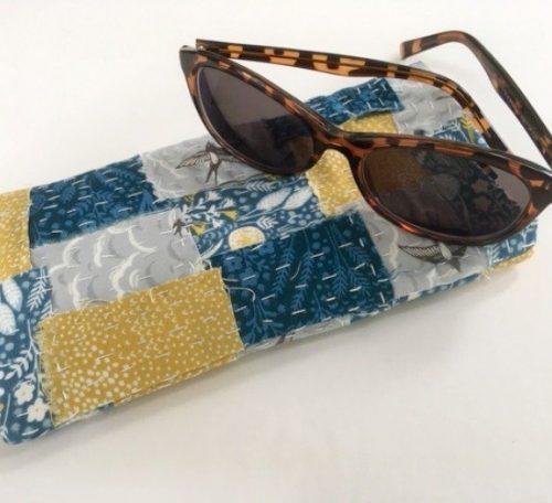 Sunglasses case project