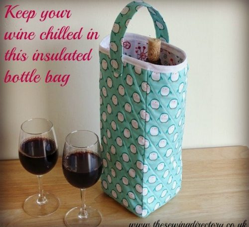 Sew a bottle bag