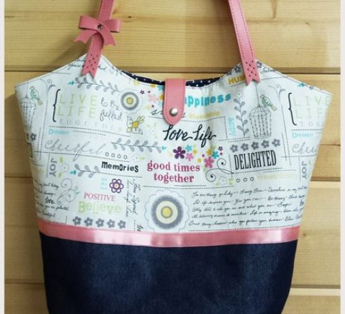 Bucket Bag Project