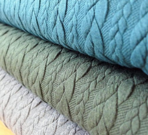 Best fabrics for winter dressmaking