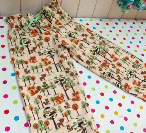 Pyjama trouser tutorial