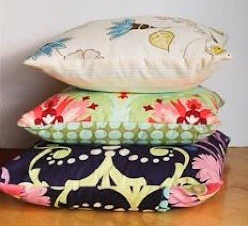Envelope back cushions