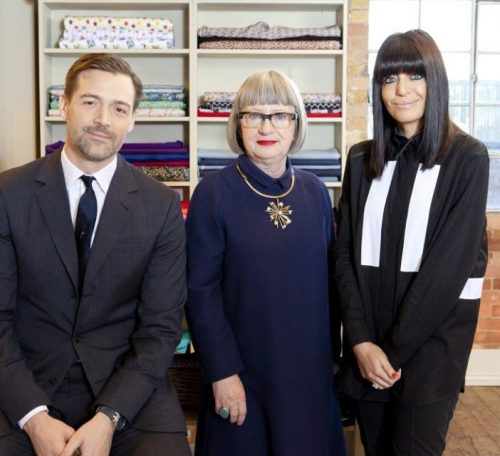 Esme Young Sewing Bee interview