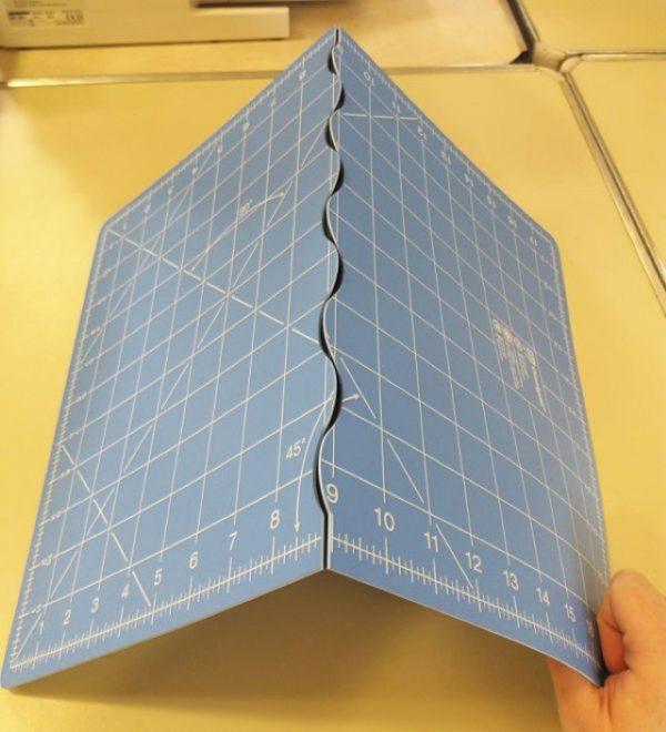 Prym folding cutting mat