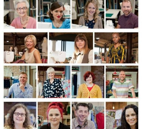 Former Sewing Bee Contestants