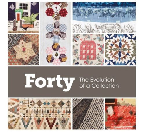 Book Review - Forty The Evolution of a Collection
