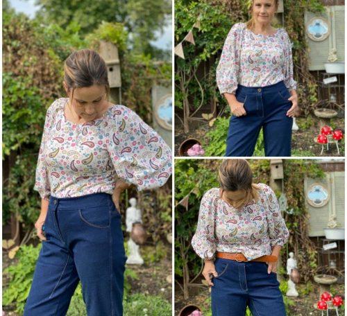 getaway jeans pattern review