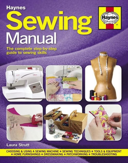 Sewing manual for beginners