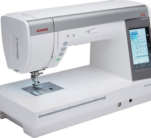 Janome MC9400QCP Sewing machine