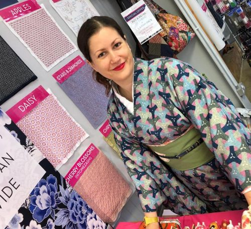 Katie Becker Japan Crafts