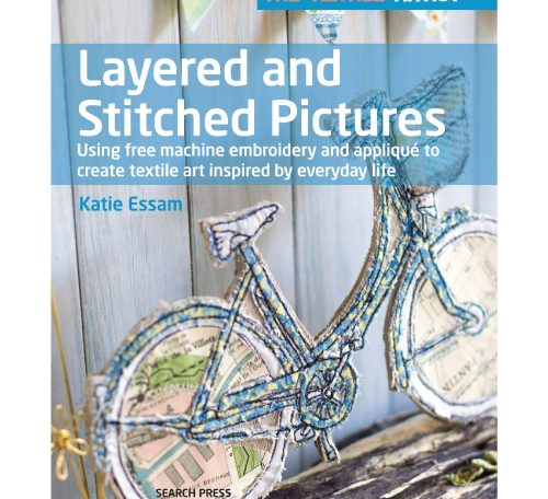 Layered and Stitched Pictures book review
