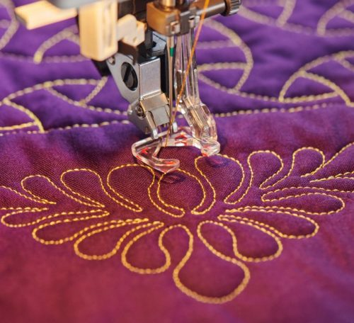 Beginner's guide to machine quilting
