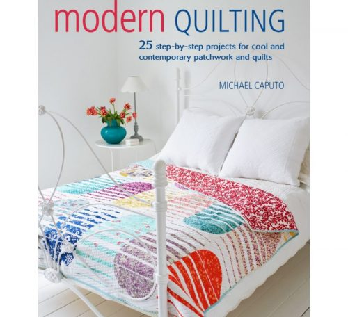 Review of Modern Quilting book by Michael Caputo