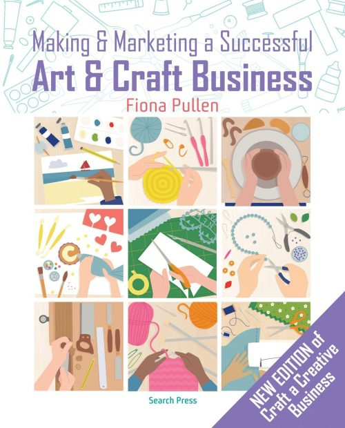 Book to help you set up and run a craft business