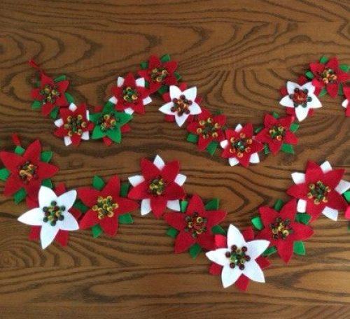 Make a Festive garland