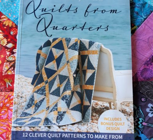 Quilts from Quarters book review