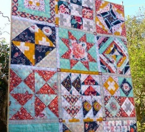 Learn how to sew a quilt