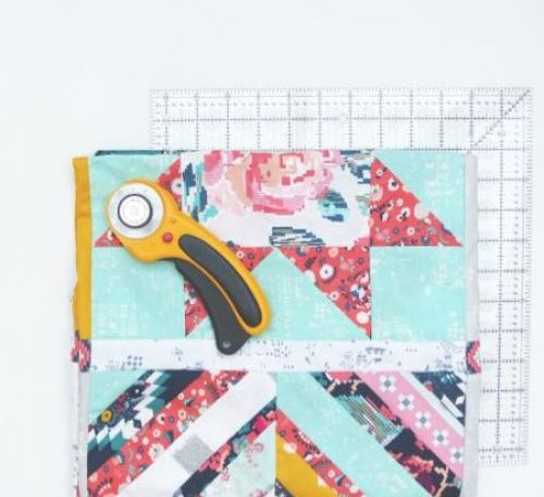 How to add sashing and borders to a quilt