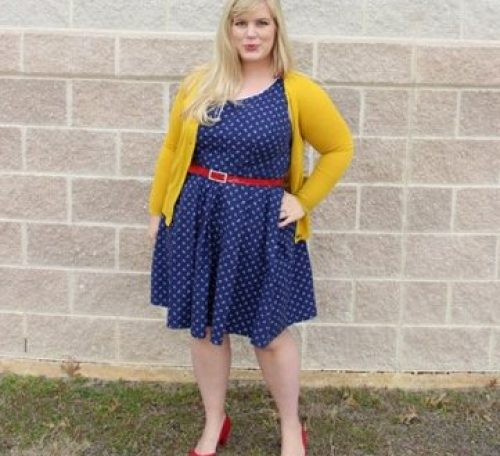 Sewing for curvy figures