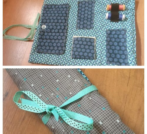 Sewing roll project