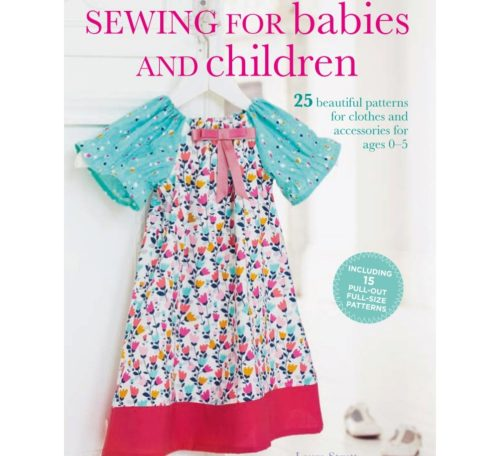 book review - sewing for babies and children