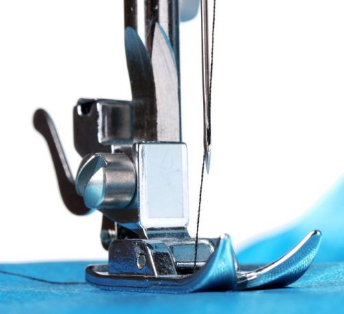 Guide to identifying sewing machine feet