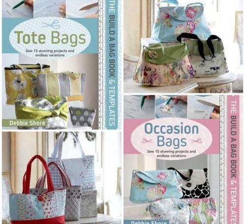 Book review - Debbie Shore Build a Bag