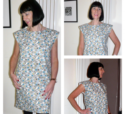 Sew a shift dress