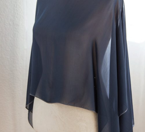 How to sew a lightweight cover up