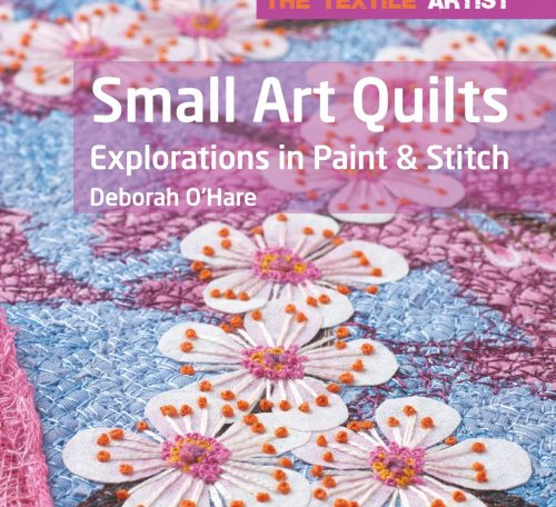 Textile art books reviewed