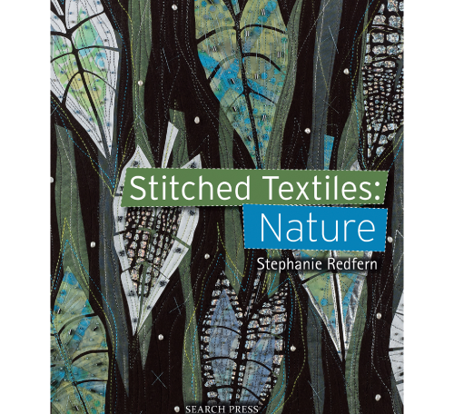 Book Review - Stitched Textiles Nature